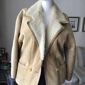 Jackets & Blazers - Genuine Persian Lamb fur coat